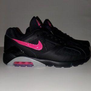 Nike Air Max 180 Black Pink Blast